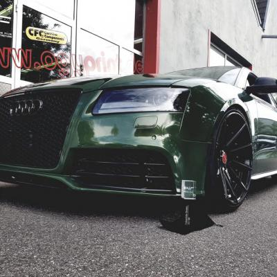 Audi PWF malachite green 1