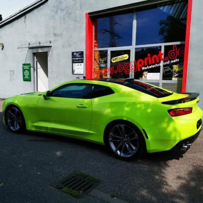 Camaro PWF Atomic lime 5