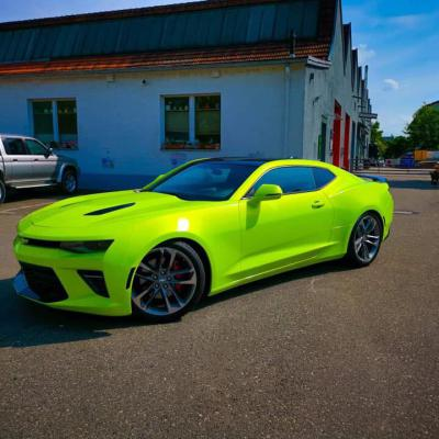 Camaro PWF Atomic lime 2