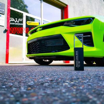 Camaro PWF Atomic lime 6